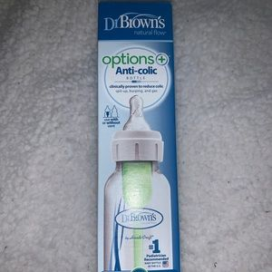 Dr Browns Anti Colic baby bottle